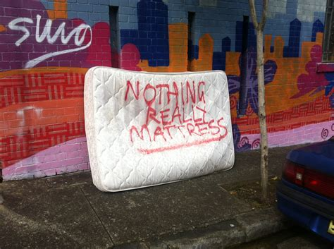 Nothing Really Mattress by
