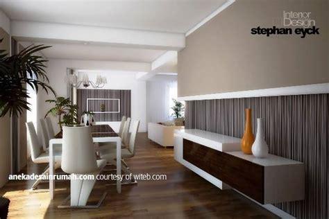 gambar  desain plafon gipsum minimalis modern simomot