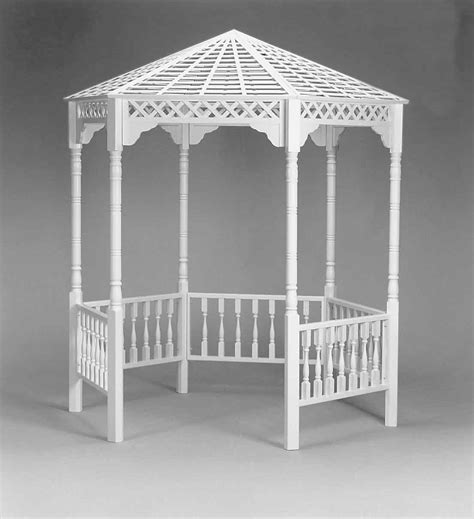 Wedding Arch Gazebo by Arch Wooden Gazebo Rent All