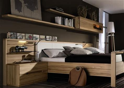 Wall Mounted Shelves For Bedroom Bedroom Wall Decor Design Ideas From Hulsta Simple Home