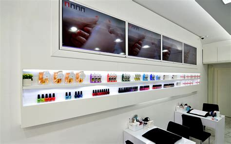 nail salon interior design salons nir yefet interior design studio