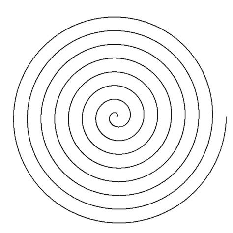 file archimedean spiral 8revolution png wikimedia commons