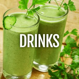 Candida Cleanse Detox Drink by Candida Recipes Drinks 187 The Candida Diet