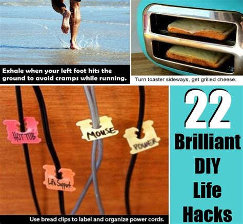 diy life hack 22 brilliant diy life hacks diy home things
