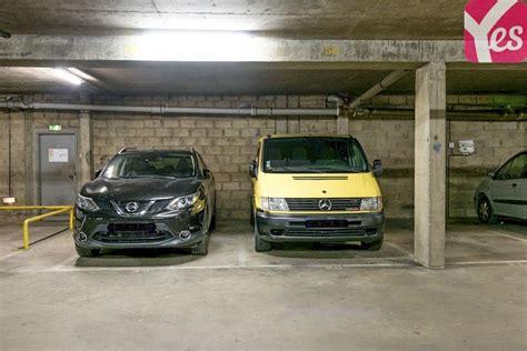 Porte Voiture Pour Cing Car by Location Parking Garage Mairie De Montrouge Rue