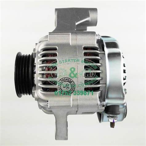 daihatsu charade alternator daihatsu charade alternator 1 3 g102 88 90 a1313