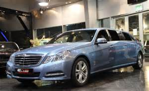 Mercedes Limousine For Sale Mercedes 6 Door Limo For Sale