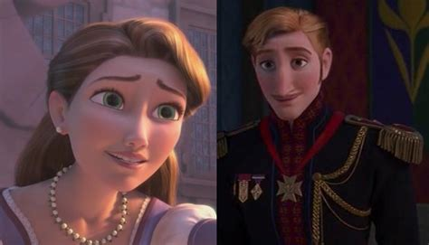 film theory elsa and rapunzel is rapunzel elsa s cousin and how else are frozen and
