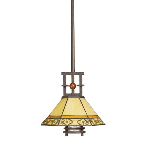 Portfolio Pendant Lighting Shop Portfolio Indio 9 In W Olde Bronze Mini Pendant Light With Style Shade At Lowes
