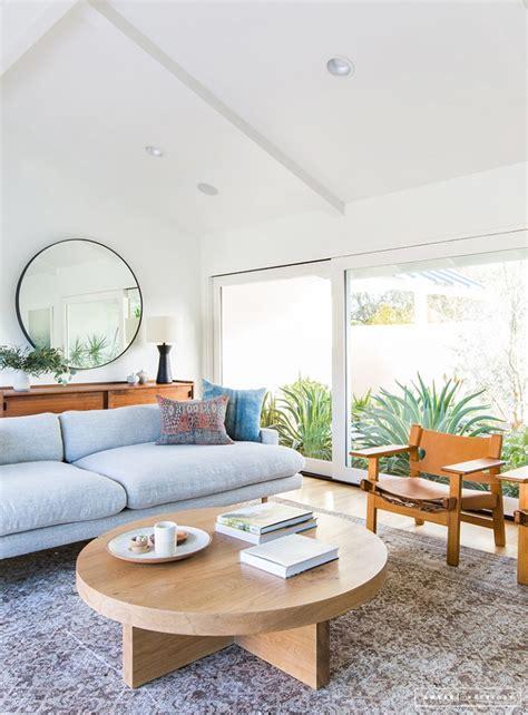 minimalist home tour a minimalist mid century home tour