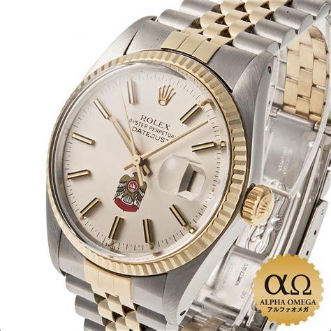 Rolex Kulit Combiyellow chuukotokei rakuten global market rolex date just ref 16013 combination ss yg yellow gold