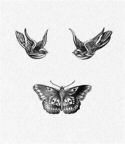 harry styles butterfly tattoo harry styles tattoos of 2 swallows and a butterfly that