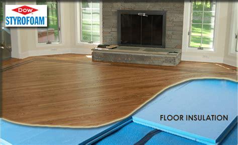 styrofoam floor insulation extruded polystrene high
