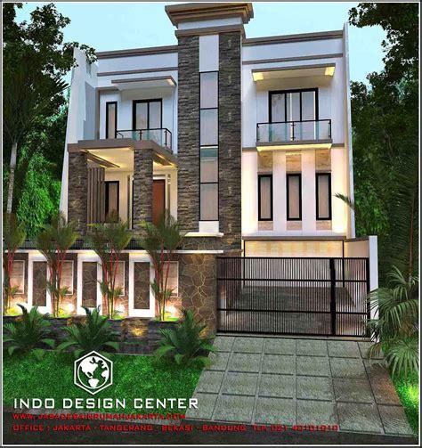 desain rumah jakarta jasa arsitek rumah di jakarta desain rumah bapak darmawan