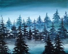 paint nite denver paint forests and denver on