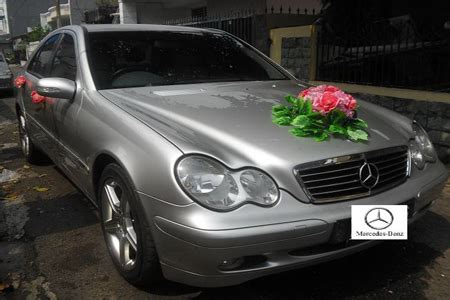 Harga Fendi Wedding Car menyewakan mercedes c class di toko fendi wedding car