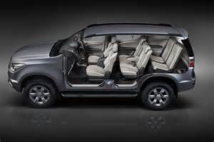 new chevrolet trailblazer suv goes on sale in thailand