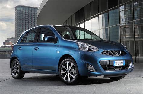 Nissan Reveals Euro Spec 2013 Micra Autoevolution
