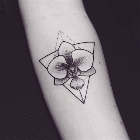 72 best orchid tattoo design ideas with meaning