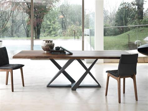 bontempi casa bontempi casa millennium rectangular dining table by