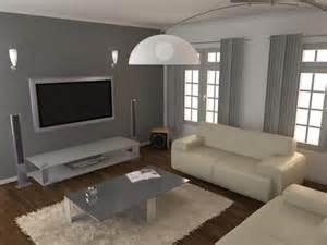 Attrayant Peinture Acrylique Pour Mur Interieur #3: 3%20D%20petit%20test%20Salon%20gris.jpg.opt896x672o0,0s896x672.jpg