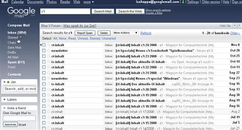gmail themes skin google thexme online