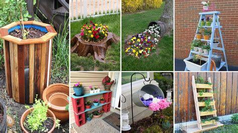 diy garden 120 cheap and easy diy garden ideas