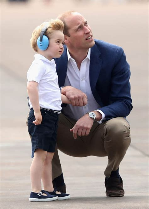 prince george joins parents prince william and catherine