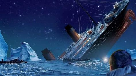 sos boat titanic sos imovie trailer youtube