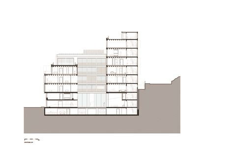 section a apartments gallery of conversion of doxiadis office building ati to