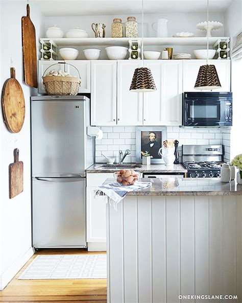 cabinet for small kitchen 10 ideas for decorating above kitchen cabinets