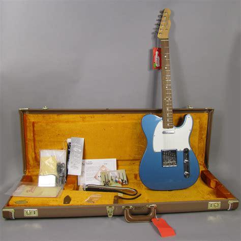 Floor Pla by 2012 Fender Telecaster 64 Reissue American Vintage Lake
