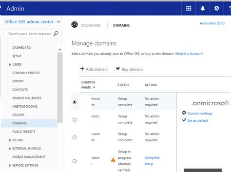 changing the from domain in office 365 how to change default domain in office 365 step by step