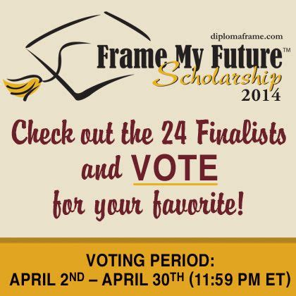 Win Scholarship Money For College - 26 best images about finalists 2014 frame my future