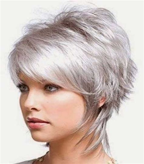 hairstyles fine hair 2014 short choppy the best short hairstyles for women 2015