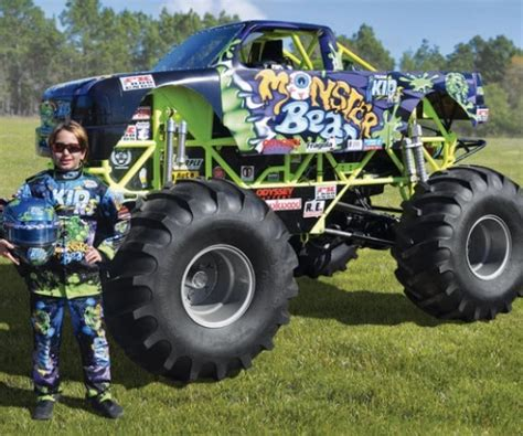 monster truck videos please monster truck ice cream truck i ll take one giant bomb