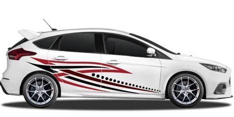 Aufkleber Auto Streifen by Auto Aufkleber Streifen Tuningtribal
