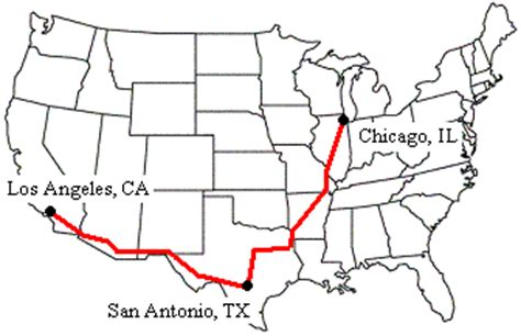 amtrak texas eagle route map gif houston tx to los angeles map houston to moscow map houston to galveston map houston to