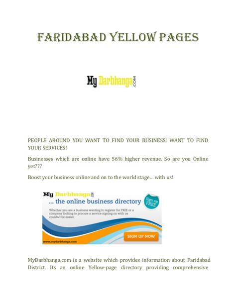 Search White Pages Zaba Faridabad Yellow Pages