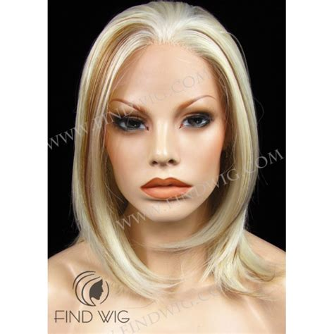 blonde highlighted wigs long blonde highlighted wig wigs by unique