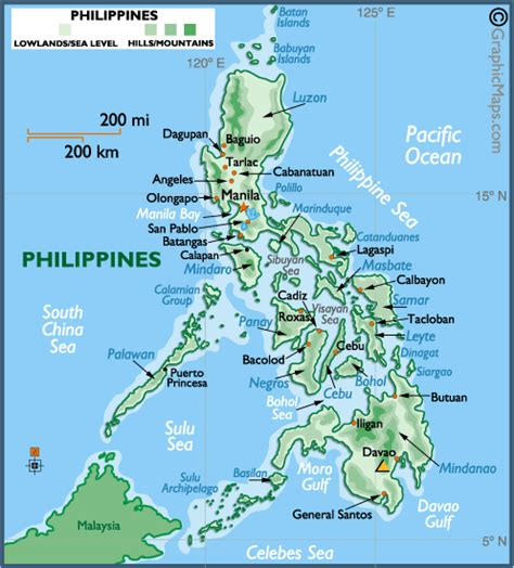 philippine map every page counts 4 1 10 5 1 10