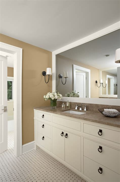 large bathroom wall mirrors large wall mirrors bathroom traditional with baseboards