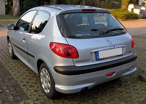 Peugeot 206 Related Images Start 0 Weili Automotive Network