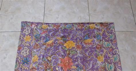 Kain Sarung Batik Tulis batik indonesia kain batik tulis sarung antik ritoniy motif bunga berwarna warni sold