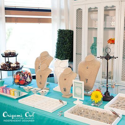 Origami Owl Jewelry Bar Setup - top 25 ideas about origami owl jewelry bar ideas on