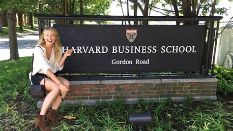 Harvard Business School One Year Mba by Sharapova Going To Harvard Business School