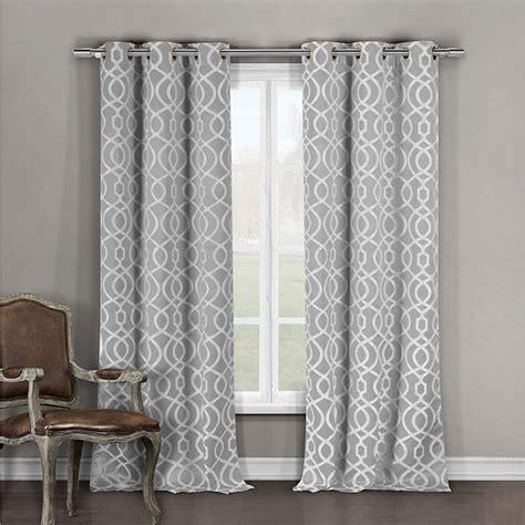 true blackout curtains duck river harris grommet top blackout curtain panel pair
