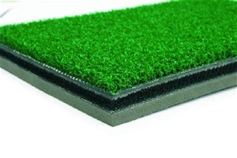 quattro base turf mat range king golf course equipment