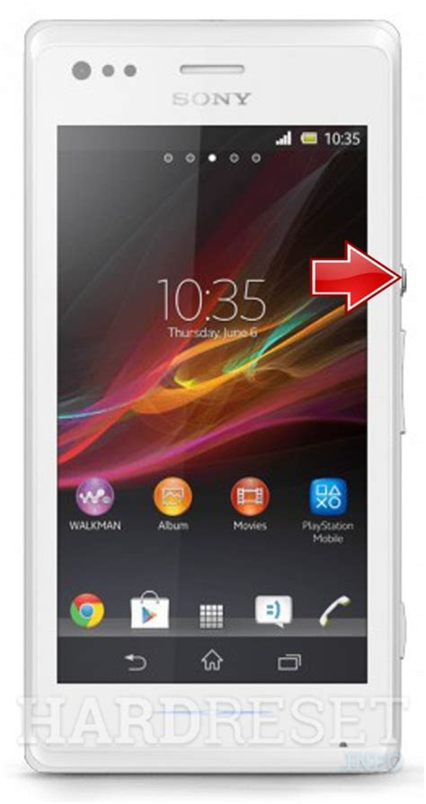 reset samsung xperia hard reset sony xperia m c1905 dk hard reset android phones