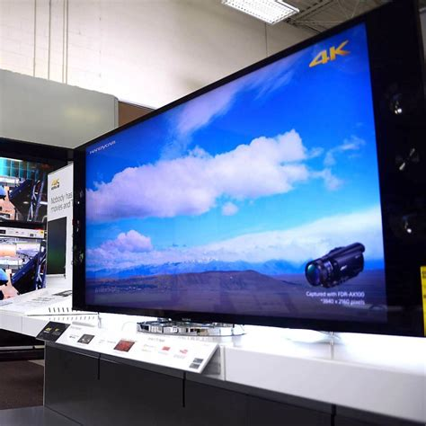 best buy tvs best buy believes 4k ultra hd tv is the future of its